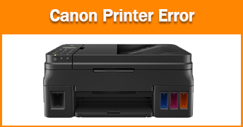 Canon-Printer-Error