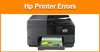 Hp-Printer-Errors