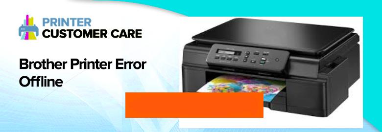Brother Printer Error Offline