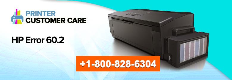 HP Error 60.2