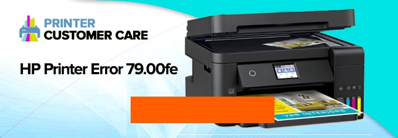 HP Printer Error 79.00fe
