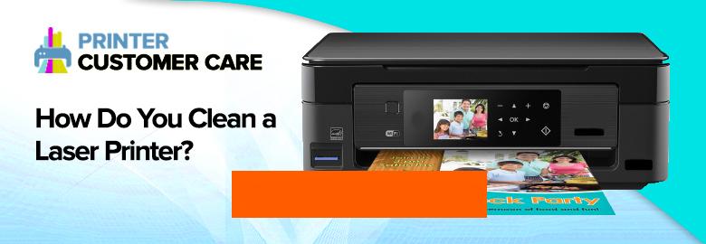 Clean Laser Printer