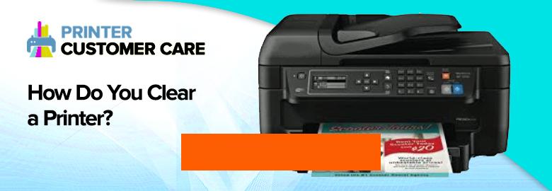 Clear Printer