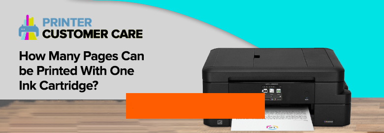 How Many Pages Can be Printed With One Ink Cartridge