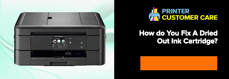 Fix Dried Out Ink Cartridge