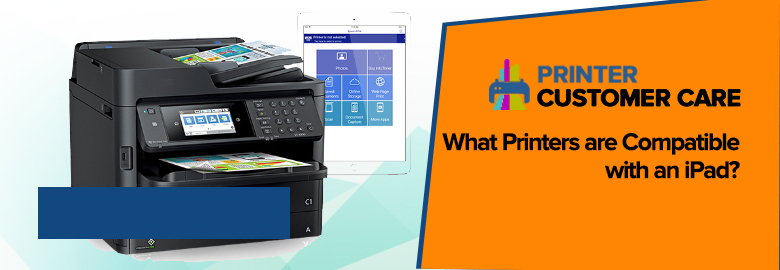 Printers Compatible with iPad